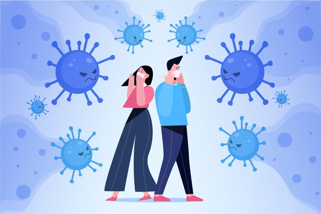 ضرورت ادامهی مراقبت و احتیاط فردی با توجه به شیوع واریانتهای ویروس کرونا