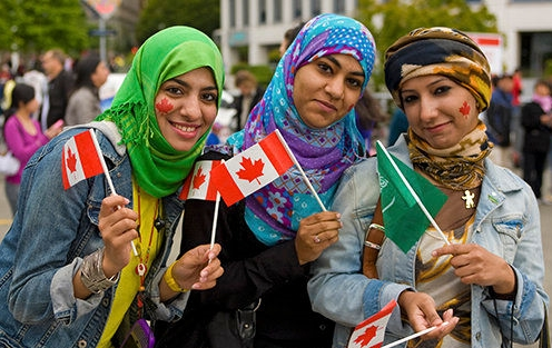 حجاب اسلامی در کانادا