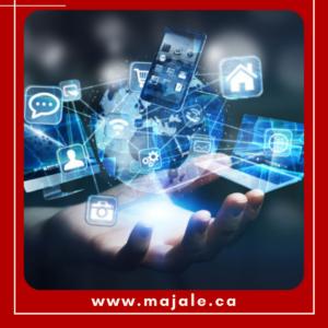 مشاغل حوزه فناوری کانادا