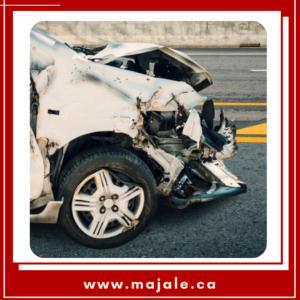 کارهای ضروری هنگام تصادف