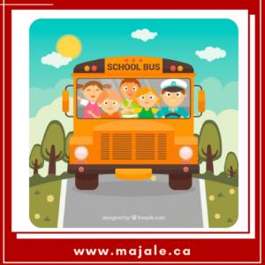 سرویس های دانشآموزان کانادا