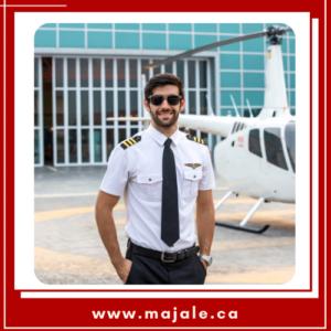 تحصیل خلبانی در کانادا