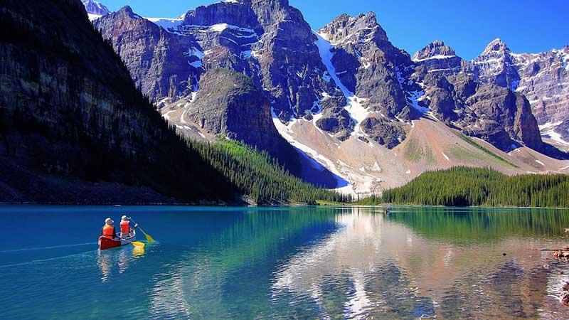 بلندترین قله های کانادا