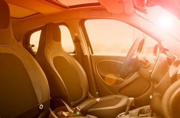 در فصل تابستان از خودروی خود در برابر گرما محافظت کنید