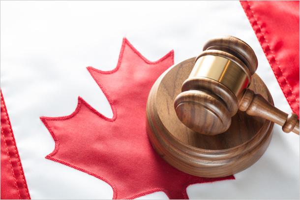 وکالت در کانادا