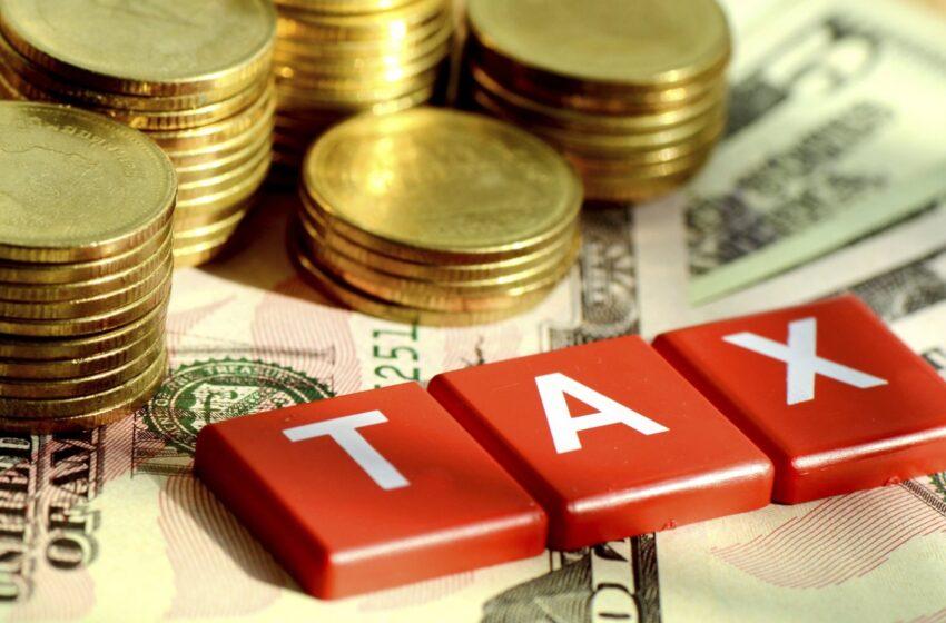 قوانین مالیات در کانادا