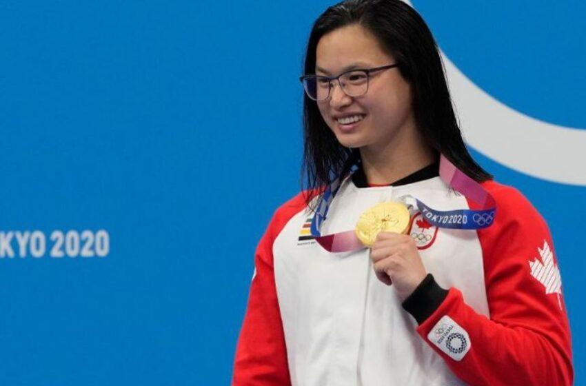 کانادا در روز سوم المپیک به تعداد مدال های خود اضافه کرد
