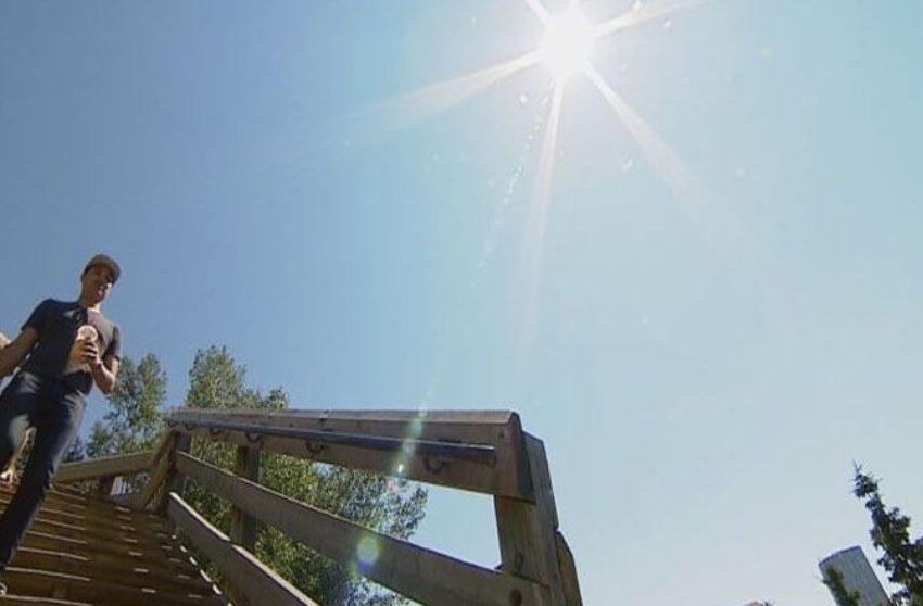 گنبد حرارتی بر فراز آلبرتا و ساسکاچوان؛ انتظار رکورد شکنی دمای هوا