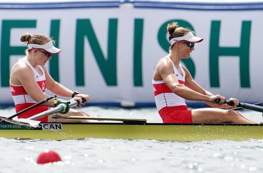 اولین مدال روئینگ کانادا در المپیک توکیو