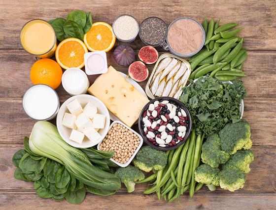بهترین منابع غذایی کلسیم چیست؟