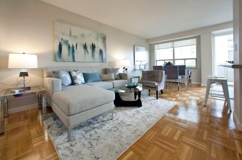 مزایای اجاره آپارتمان موقت در کانادا
