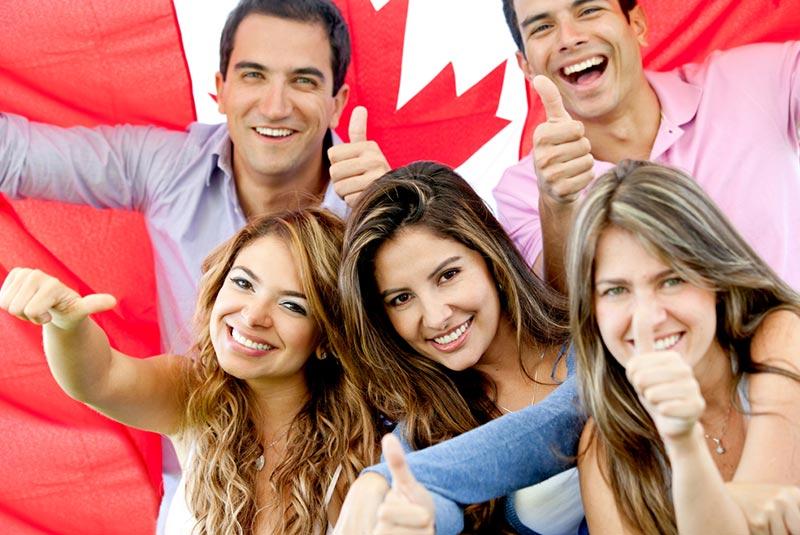 ساختار اجتماعی متفاوت مردم کانادا