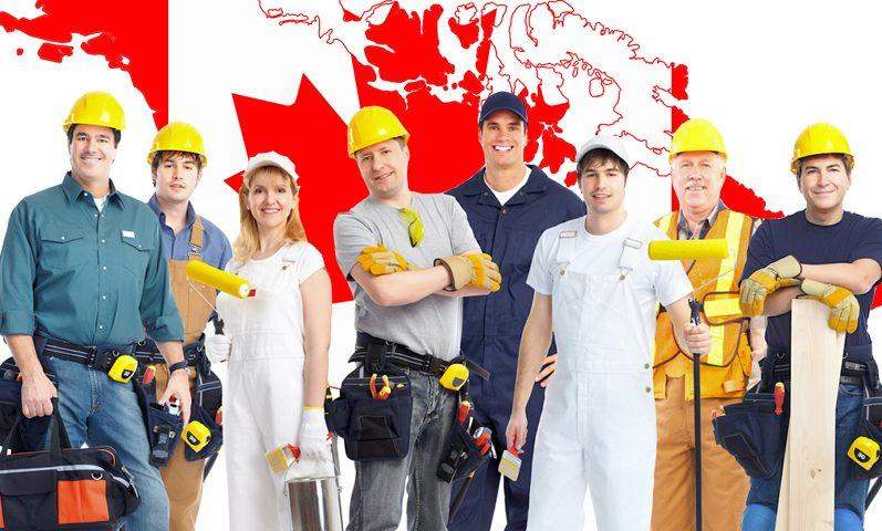 دفاتر، مراکز و موسسات کاریابی در کانادا