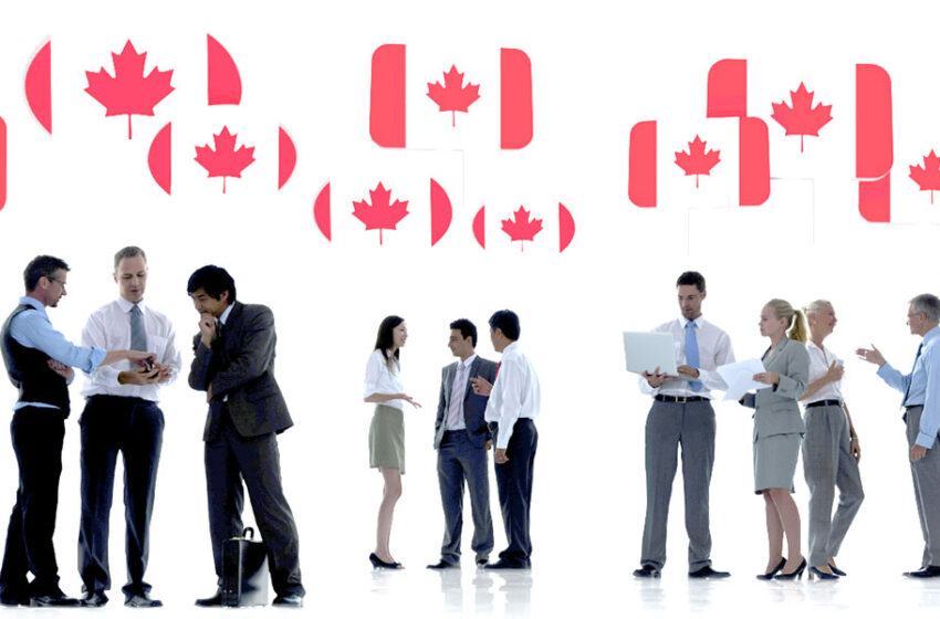 اپلیکیشن کاریابی در کانادا