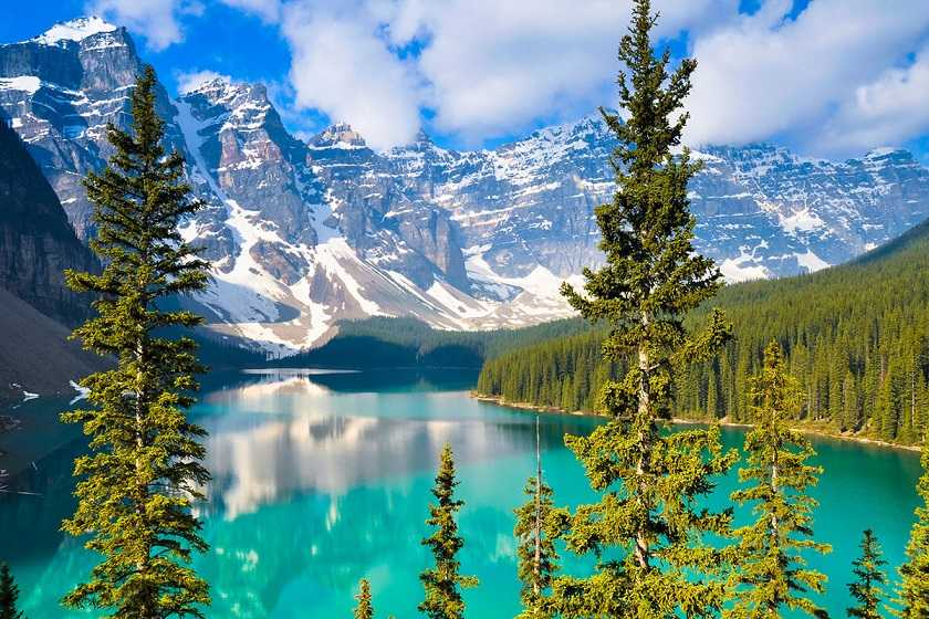 عجایب پارکهای ملی کانادا