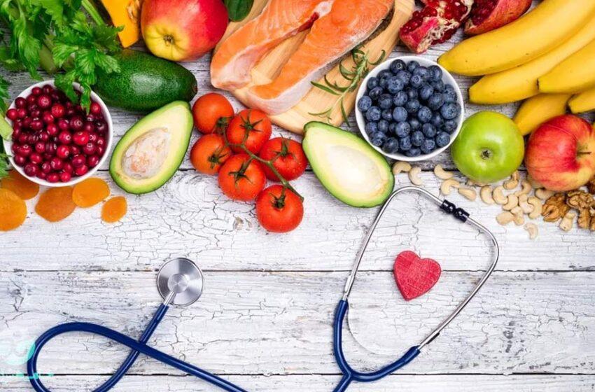 اهمیت تغذیه و خواب بر سلامتی افراد