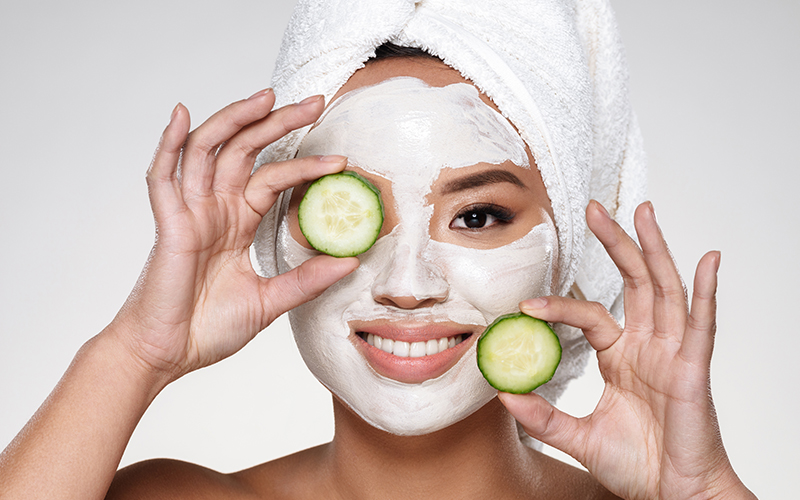 چگونه در برابر گرما از پوست صورت خود محافظت کنیم؟