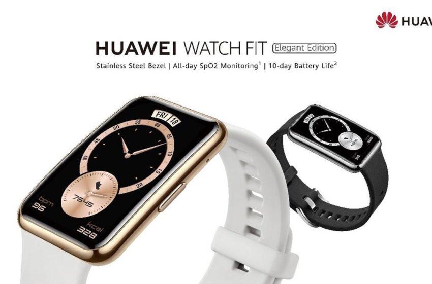 همه چیز درباره هواوی Watch Fit Elegant Edition