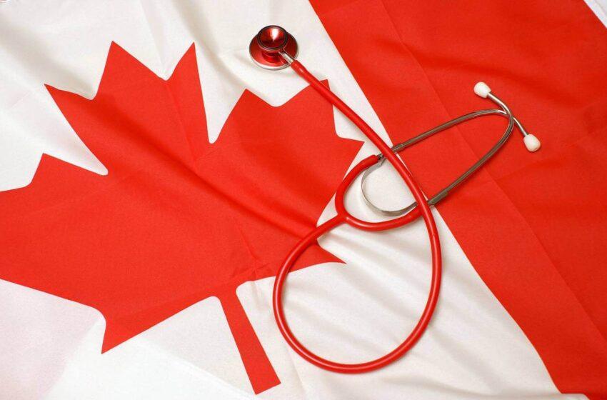 """بیمه ی درمانی در """"کانادا"""""""