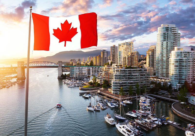 راحت ترین برنامه استانی کانادا