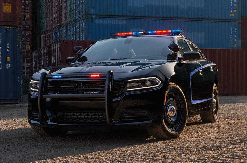 ماشین پلیس در کانادا