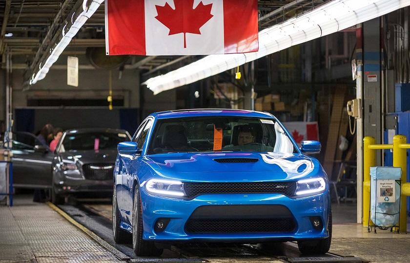 قیمت خودرو در کانادا