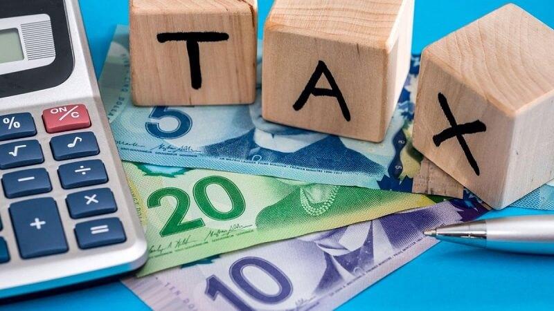 مالیات فروش در کانادا