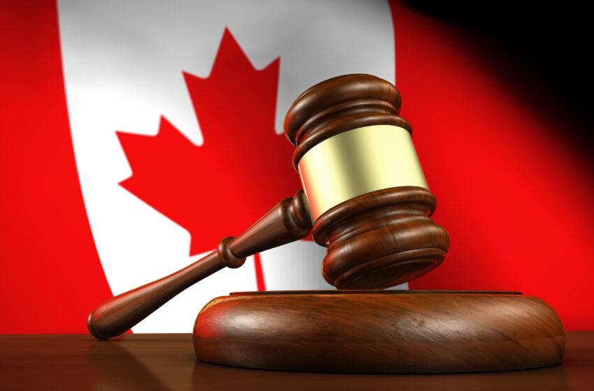 دادگاه عالی در کانادا